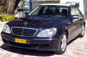 Taxi Tours of Rhodes
