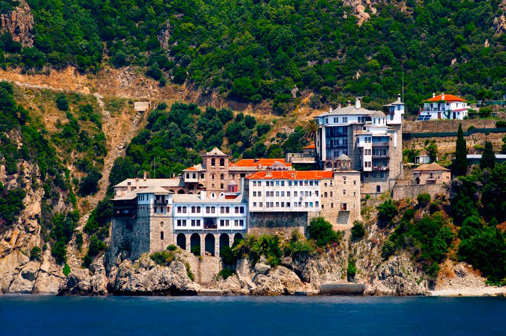 Mount Athos Greece