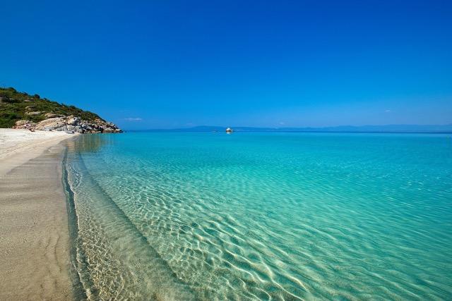 Best Beach Hotels In Halkidiki