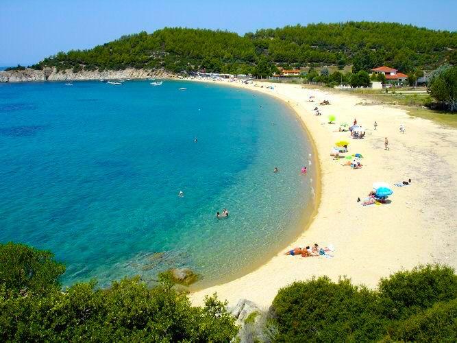 Sithonia Halidiki Greece