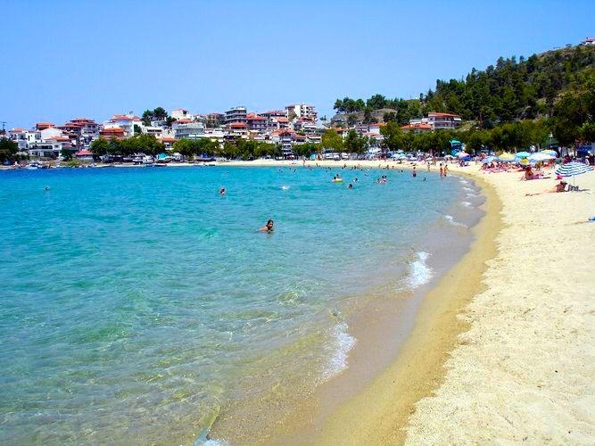 The Beaches of Halkidiki