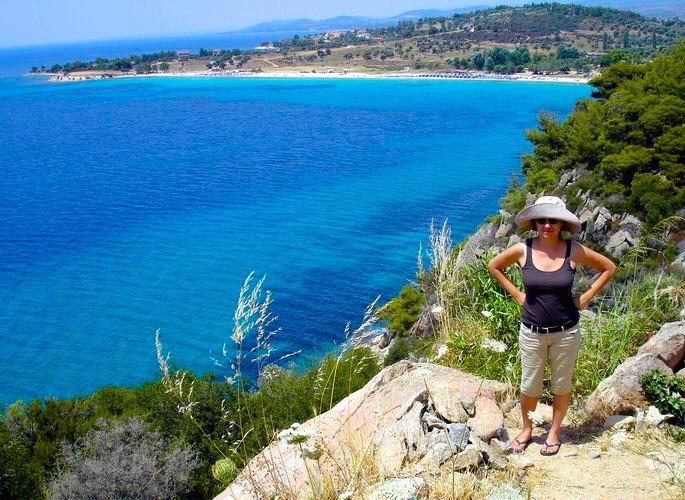 Sithonia, Halidiki, Greece