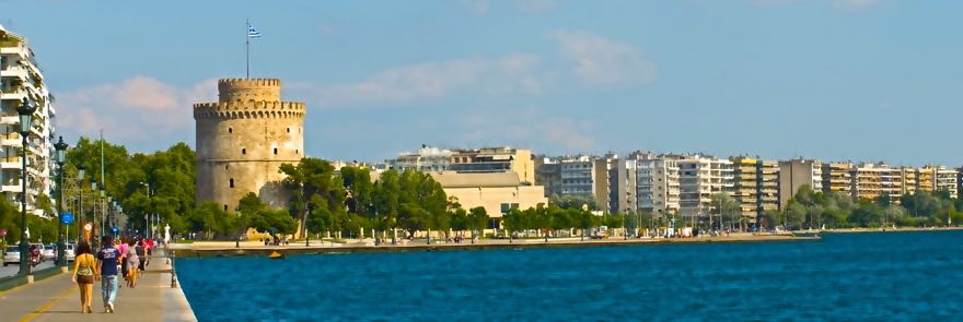 Travel Guide To Thessaloniki Greece S Hippest City