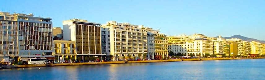 Greece Travel Thessaloniki Guide - The-met-hotel-in-thessaloniki-greece-is-for-the-elite
