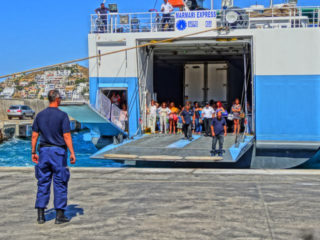 Ferry Boat Tickets Greek Islands