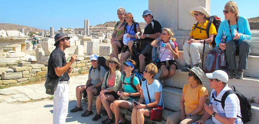 Why You Should Use A Licensed Tour Guide In Greece