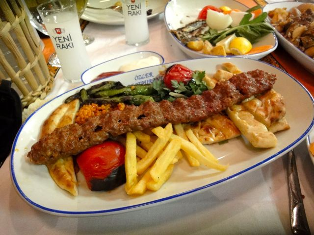 Turkish Food Where To Eat In Istanbul