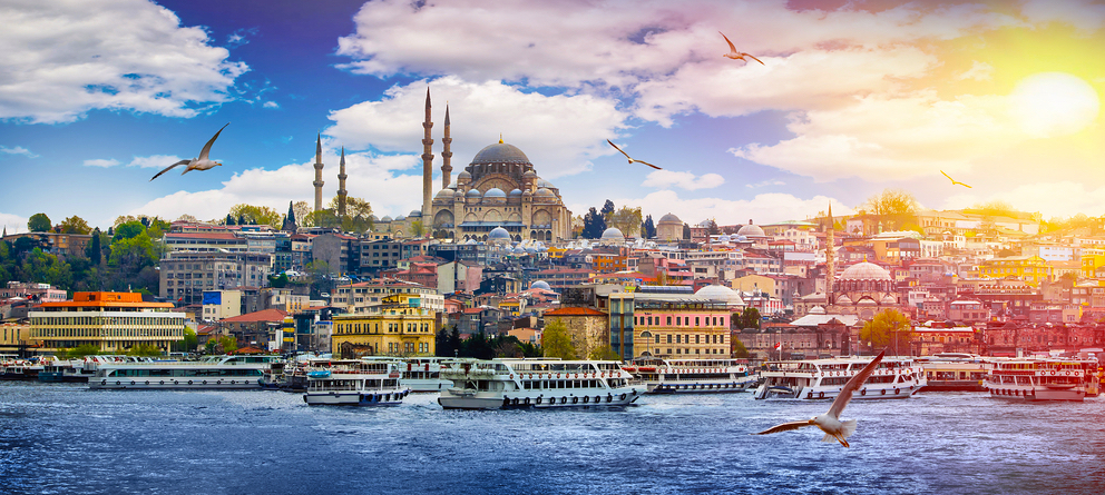 Matt Barrett's Trip to Istanbul, Turkey