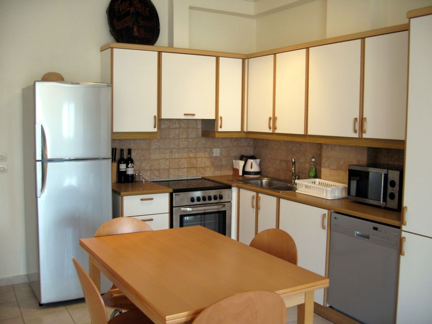 Apartment Kitchen Ideas #01