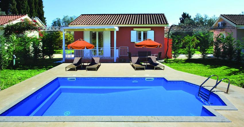 Villas And Holiday Homes In Kefalonia