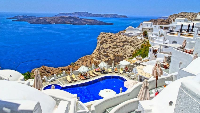 Greece Travel Hotels In Greece