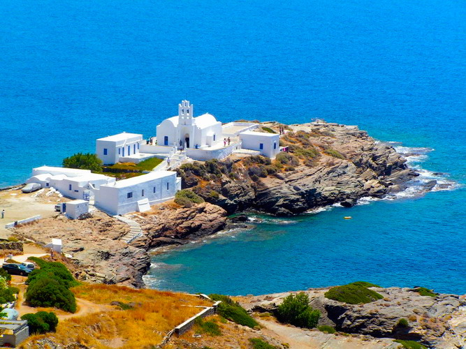 Marrying Mykonos